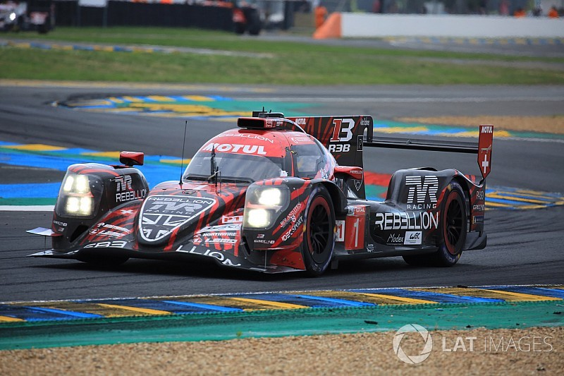 "Jani: Toyota dominance made Le Mans a ""procession"""