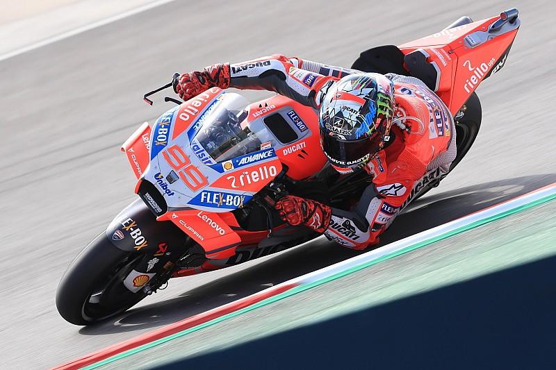 Кратчлоу предрек Лоренсо проблемы со скоростью в ближайших гонках