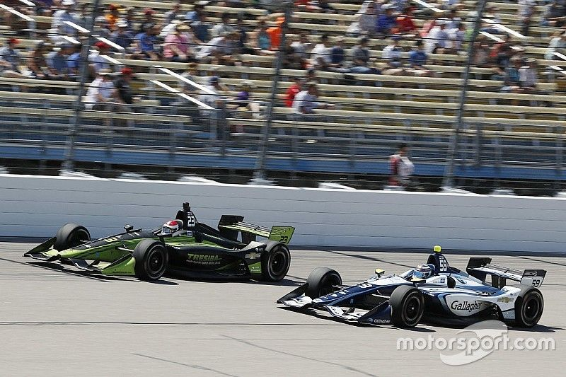 Carlin prepares for three IndyCars in 2019, revives Lights team