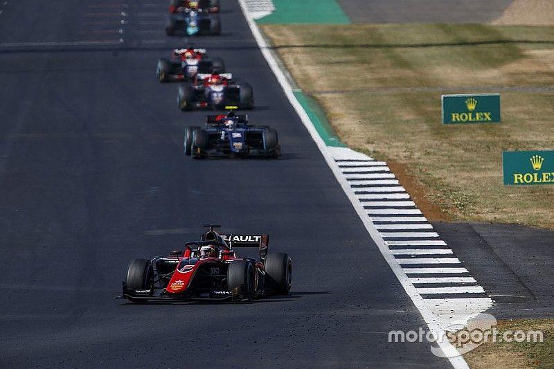 Los cambios al embrague y el motor de F2 fueron aprobados por los equipos