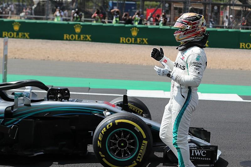 Mercedes та Хемілтон продовжили контракт на два роки