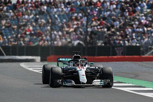 Hamilton não entende por que GP da Grã-Bretanha e final de Wimbledon são na mesma data