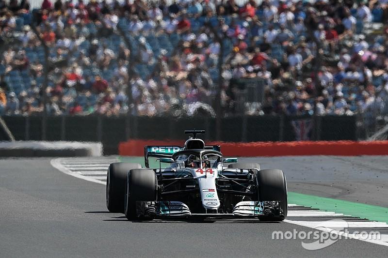 Hamilton no entiende la coincidencia de Wimbledon con Silverstone