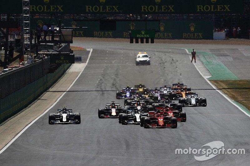 """La F1 está buscando """"varias opciones"""" en caso de que Silverstone se marche"""