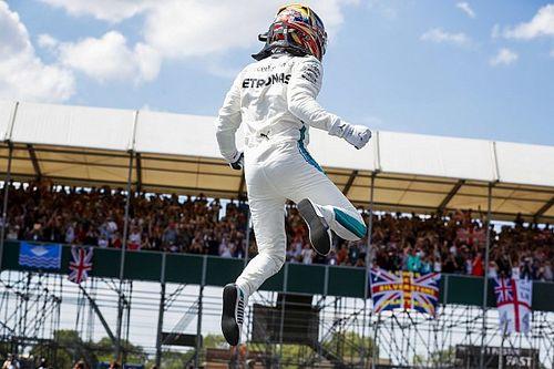 GP Inggris: Hamilton pole, unggul 0,044 detik dari Vettel