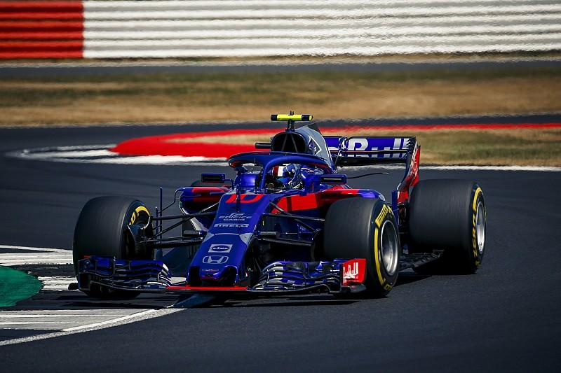Red Bull autoriza a Honda a hacer pruebas con el STR para 2019