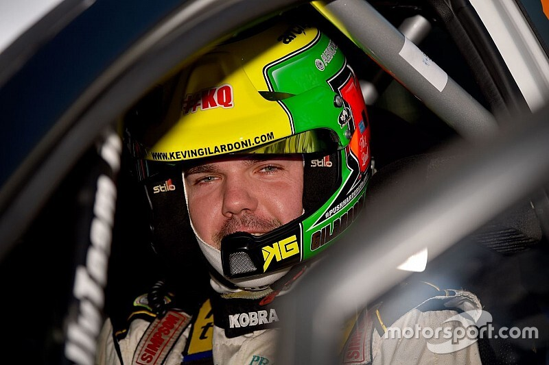 Kevin Gilardoni torna in pista nel Lamborghini Super Trofeo