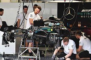 Гран При Бахрейна: шпионские фото технических новинок