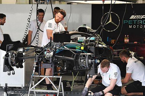 F1テクニカルチェック:バーレーンGP最新アップデート