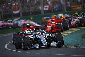 "Vettel le resta valor al ""modo fiesta"" del motor Mercedes"