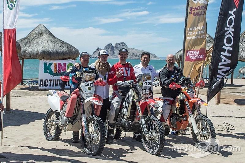 El Dakar 2019 ya tiene su primer inscrito