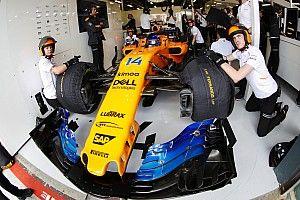 F1、19年から最大燃料搭載量を110kgへ緩和。より激しいバトル求める