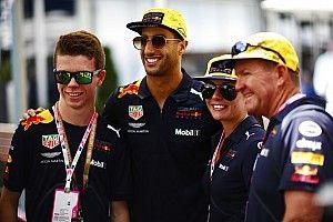 "Ricciardo: ""Sehe mich als schnellsten Fahrer"""