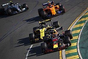 La FIA y los equipos se reúnen de urgencia para mejorar los adelantamientos