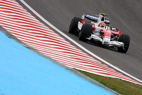 Glock nagyon durva F1-es balesete a 2008-as Német Nagydíjról