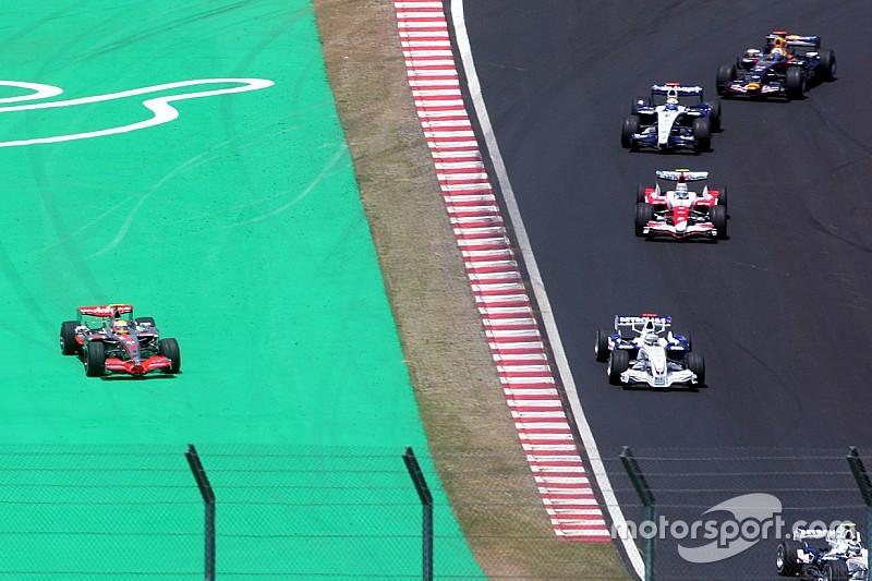 Wolff: En 2007, Lewis avait l'équivalent de 45 pts d'avance à 2 GP du but