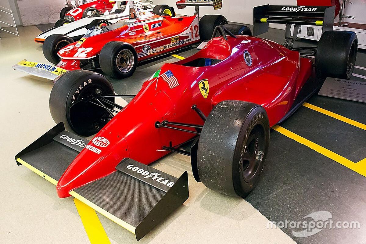 Ferrari przymierza się do IndyCar
