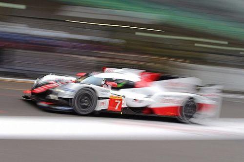 WEC Schanghai 2017: Toyota am Freitag eine halbe Sekunde vor Porsche