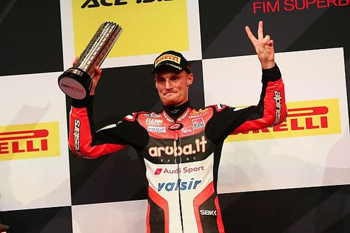 """Ducati, Davies: """"Ho preso punti importanti per il 2° posto nel Mondiale"""""""