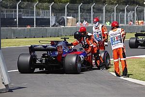 Formule 1 Actualités Hartley pénalisé sur la grille à Mexico