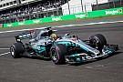 F1メキシコGP決勝速報:ハミルトン4度目のタイトル獲得! 優勝はフェルスタッペン