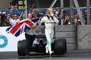 Formel 1 News Auf Formel-1-Sieg gepolt, 2018 im Blick: Was Mercedes in Brasilien plant