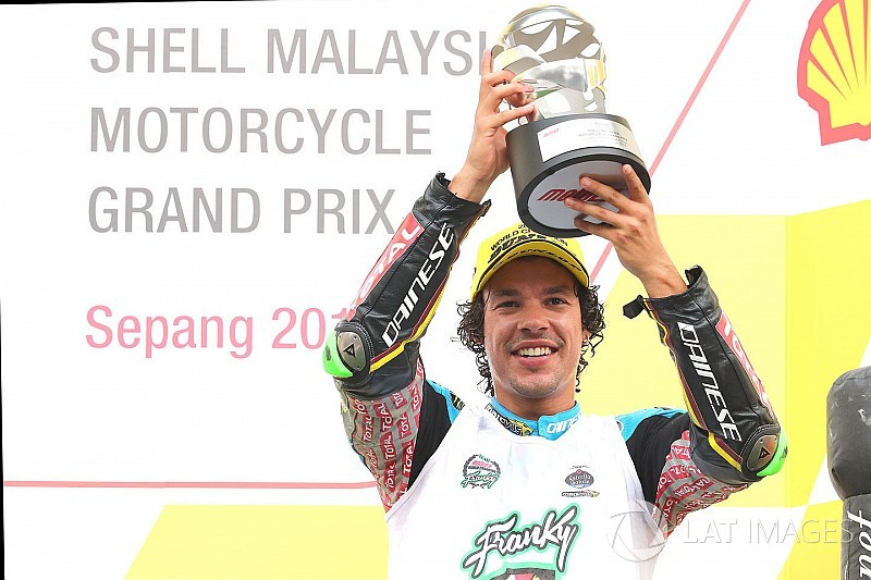Morbidelli, el campeón que ganó al dinero y la tragedia bajo el ala de Rossi