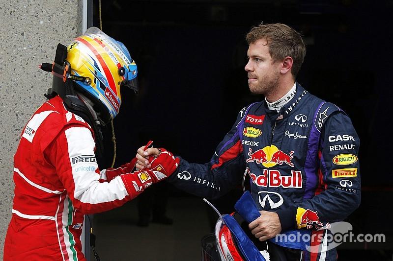 """Alonso: """"Vettel'in sözleri üzücü"""""""