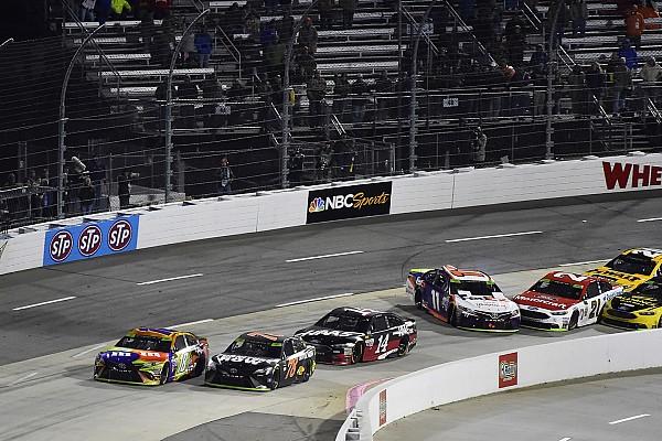 NASCAR Cup Martinsville-Spektakel: Kyle Busch schafft NASCAR-Finaleinzug
