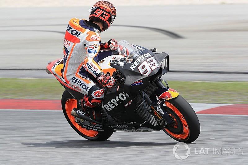 MotoGP: a leglátványosabb képek a maláj tesztről, Sepangból