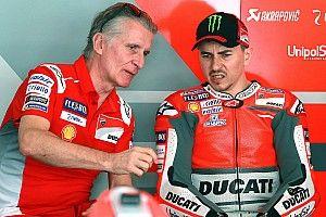 Ducati confirma que Lorenzo podrá probar con Honda en Valencia