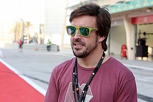 Alonso, Abu Dhabi'de yarışmak için sabırsızlanıyor