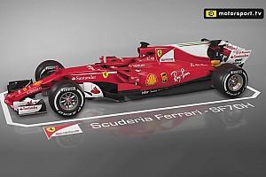 Formule 1 Special feature Tech in 3D: De winnende updates van Ferrari