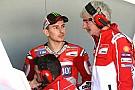 MotoGP Ducati предупредила Лоренсо о возможном пересмотре его зарплаты