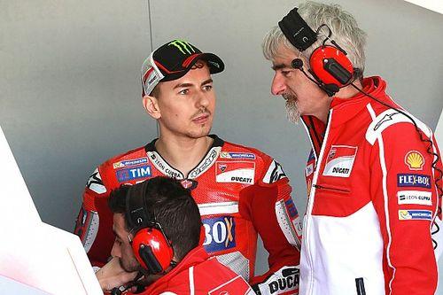 Ducati предупредила Лоренсо о возможном пересмотре его зарплаты