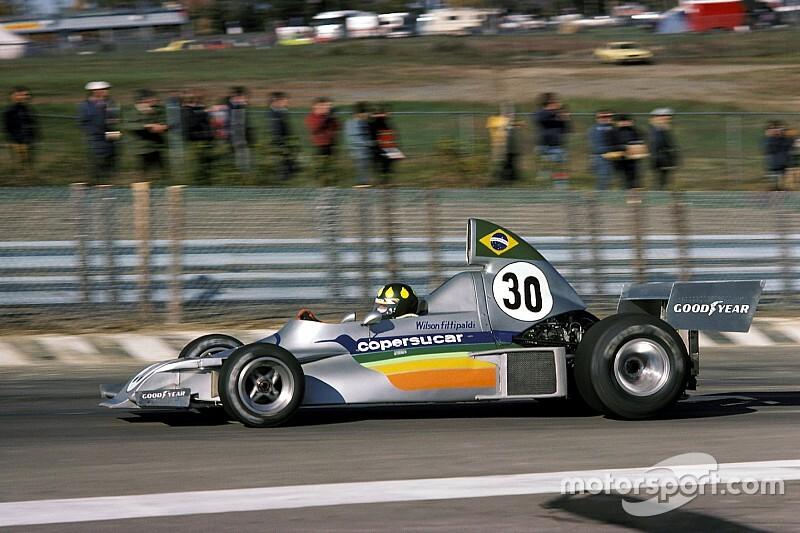 GALERIA: Wilsinho Fittipaldi completa 76 anos; relembre carreira na F1
