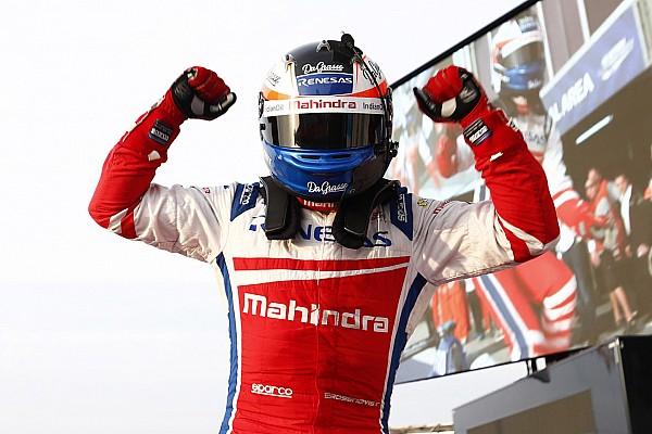 EPrix Marrakesh: Rosenqvist raih kemenangan kedua musim ini