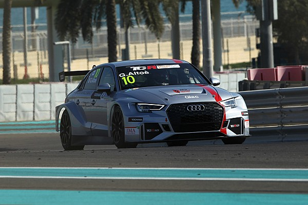 TCR Middle East La pole position di Abu Dhabi va a Giacomo Altoè