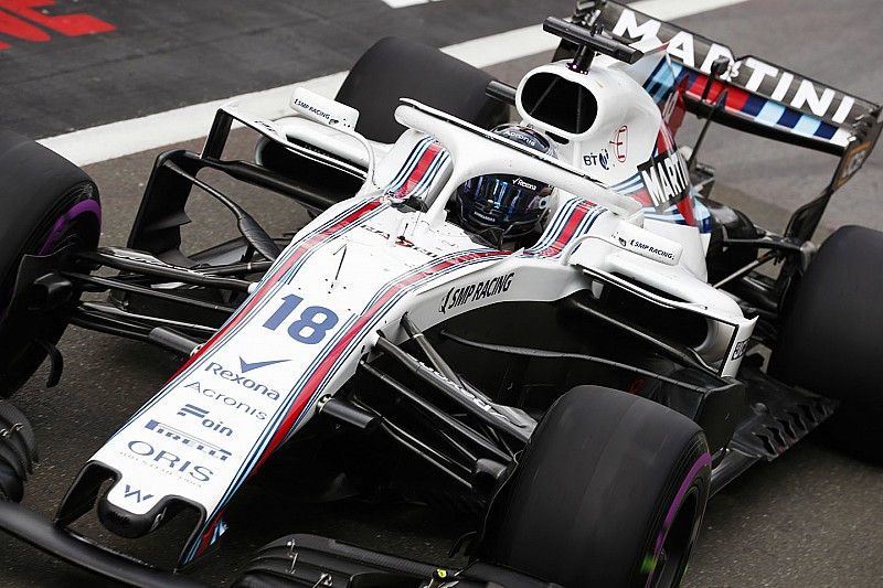 Villeneuve, Stroll ve Williams'a yüklendi