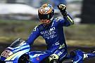 Rins certain first MotoGP win