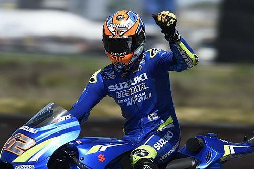 Rins voelt dat eerste MotoGP-zege niet ver weg is