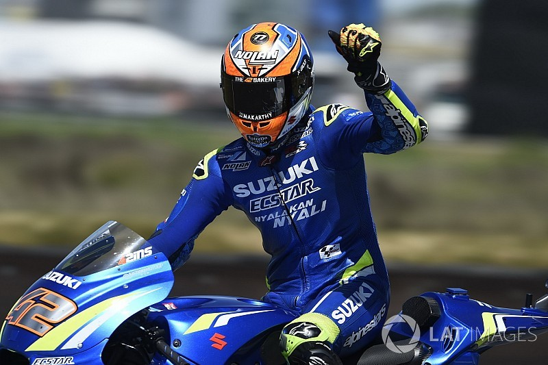 "Rins certain first MotoGP win ""will come soon"""