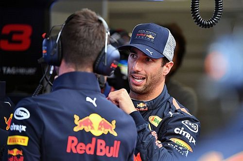 Ricciardo versöhnlich: Hätte Verstappen auch nicht geholfen