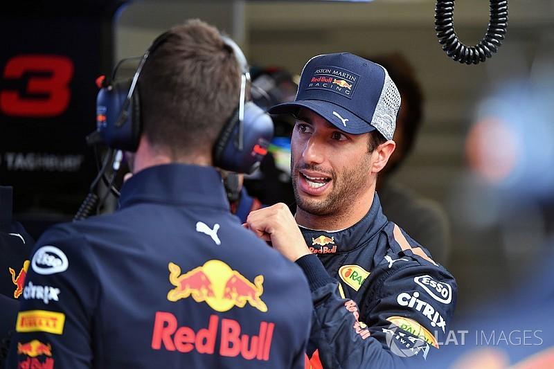 """Ricciardo, qui s'est senti lésé : """"J'aurais dû en parler avant"""""""