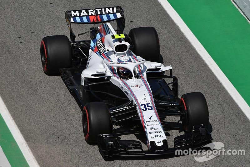 Sirotkin: Bugün Williams'ın günü değildi
