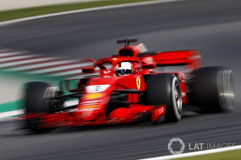 «На старых шинах было бы хуже». Феттель признал правоту Pirelli