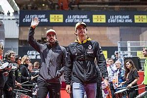 """Sainz: """"A los que piensan que la F1 es aburrida, les pido paciencia"""""""