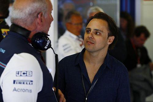 Para Massa, acidente de Verstappen foi desnecessário