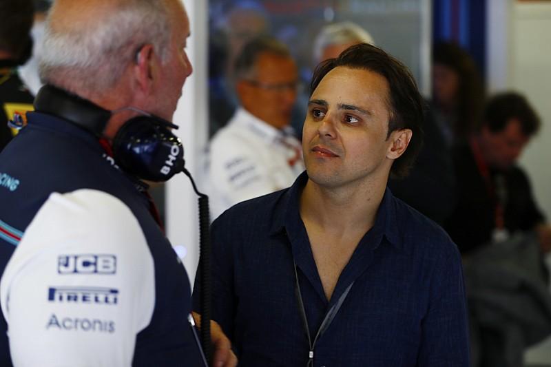 Massa úgy érzi, a megfelelő időben hagyta el a Williamst