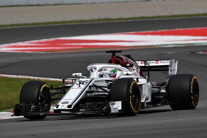 Giovinazzi in plaats van Ericsson in eerste vrije training GP Duitsland